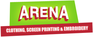 Arena - Clothing, Screen Printing & Embroidery